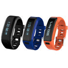 F1 Bluetooth Smart Wristband Bracelet Heart Rate Monitor Fitness for iOS Android