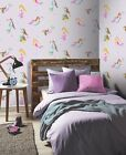 Arthouse Mermaid World Wallpaper Lilac Feature Wall 1644033