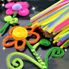 Colours Mixed Stowage Crooked Stick Hair Plush Metallic Chenille  Diy Toys