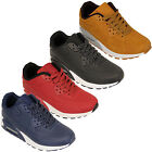 Ladies Trainers Womens Lace Up Active Running Gym Bubble Shoes Fitness Jogging