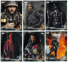 2016 Topps Star Wars Rogue One Series 1 - Death Star Parallels - Card #'s 1-90 $1.09 USD