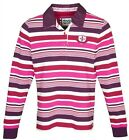 Toggi Denny Ladies Long Sleeve Striped Top shirt