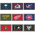 NHL Large 4x6 Feet Area Rug - Sports Hockey Team Logo Floor Mat Carpet Decor on eBay