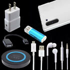 7 Bundle Wall Charger|Qi Wireless Pad|Case|Cable for Samsung Galaxy S6 S7 Edge