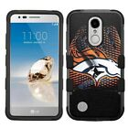 For LG Aristo   LV3 Glove Team Design Rugged Armor Hard+Rubber Hybrid Case Cover