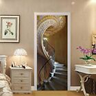 3D Stairs Patterns Door Wall Mural Photo Wall Sticker Decal Wall AJ WALLPAPER AU