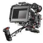 JTZ DP30 Camera Cage Baseplate Matte Box Follow Focus Rig KIT For SONY A7 & A7II