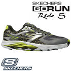 MENS SKECHERS GO RUN 5  LIGHTWEIGHT FITNESS RUNNING WALKING TRAINERS SHOES SIZE