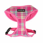 Puppia - Dog Puppy Soft Harness - Spring - Pink - Large
