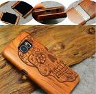 DIY Customized photography Logo Wood Phone Cases For Sansung Galaxy Note 5