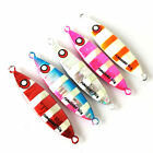 5PCS Fishing Deep sea Metal Jigging Jigbait Spoon Lure spoon 80g 120g 150g 210g