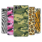 HEAD CASE DESIGNS FLORAL CAMO PRINT HARD BACK CASE FOR BLACKBERRY PHONES