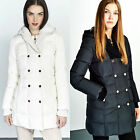 Piumino 3/4 LIU JO donna giubbotto giubbino COAT jacket SOFT TOUCH giacca new
