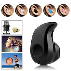 Pretty Mini Wireless Bluetooth 4.0 Stereo In-Ear Headset Earphone Earpiece LAUS