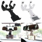 Auto Car Rearview Mirror Mount Stand Holder Cradle For Cell Phone Universal