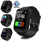 Bluetooth Smart Watch Hands-Free Call for Smartphone Outdoor Sports Pedometer