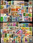100 Large Stamps from 100 All Different Foreign Countries & States