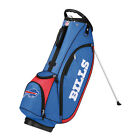 NEW Wilson Staff NFL Carry   Stand Golf Bag w  5 Way Top - Choose your Team!!