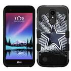 For LG K20 Plus V5 Glove Team Design Rugged Armor Hard+Rubber Hybrid Case Cover $19.95 USD on eBay