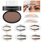 Natural Eyebrow Powder Makeup Brow Stamp Palette Delicated Shadow Definition NEW