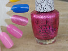 OPI Nail Polish Starry-Eyed For Dear Daniel NL H86 Glittery Pink! Hello Kitty!