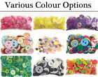 Choose Your Colour - 250g Assorted Buttons for Crafts