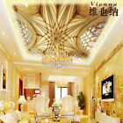 3D Condole top wallpaper sitting room the bedroom ceiling decorate mural B1433