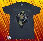 New Marvel Comics X-Men Wolverine Mens Vintage T-Shirt