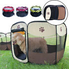 Foldable Dog Kennel Scratch-resistant Durable Pet Kennel Cat House Octagon Water