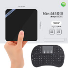 4K Mini m8s Smart TV Box Android6.0 S905X Quad Core 8G/16G WiFi Media Player Lot