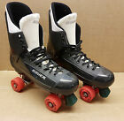 (pa2) Bauer Turbo Lace Up Roller Skates UK Size 11