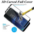 3D Full Cover Tempered Glass Screen Protector For Samsung Galaxy S8 / S8 Plus