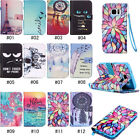 Phone Flip Stand PU Leather Wallet Case Cover For Samsung Galaxy A310 A5 J510 J7