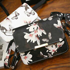 Fashion Women Shoulder Bag Faux Leather Messenger Cross Body Handbag Tote Purse