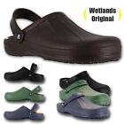 Mens Work Garden Summer Kitchen Hospital Holiday Clogs Beach Nursing Sandals New