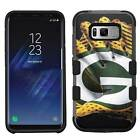 for Samsung Galaxy S8 Glove Team Design Rugged Armor Hard+Rubber Hybrid Case $19.95 USD on eBay