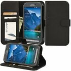 PU Leather Foldable Wallet Case Cover for Samsung Galaxy S5 Active