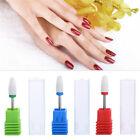 Grinding Head Ceramic Nail Drill Bit Rotary File for Nail Art Electric Device