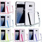 For iPhone Samsung Top Selling TPU+PC Transparent Clear Style Tuff Cases Covers
