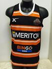 West Tigers Striped Training Singlet NRL Rugby League - Half Price