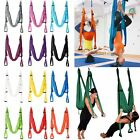 New Yoga Swing Sling Hammock Trapeze For Gym Yoga Inversion Tool Large Bearing