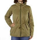 Bench Concise Jacket Khaki Damen Jacke Winterjacke Grün