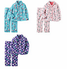 NWT ☀CARTERS☀ Girls PONY HORSE SNOWMAN POLKA DOTS Pajamas YOU PICK 7 8 10 12 $40
