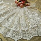 New Chic DIY Trimming Rustic Lacework Embroidered Lace Ribbons Bridal Veil Decor