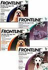 Frontline Plus For Dogs 89-132 lbs 12 Applications! US Version!!