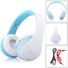 Foldable Wireless Bluetooth Stereo Headset Handsfree Headphones WithMic US STOCK