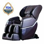 Electric Full Body Shiatsu Massage Chair Recliner Zero Gravity w/Heat 77 фото