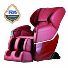 New Electric Full Body Shiatsu Massage Chair Recliner Zero Gravity w/Heat 77