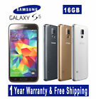 "Samsung Galaxy S5 GSM 4G ""Factory Unlocked"" 16GB Smartphone Optus All Colors KE"