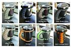 Paracord Handles 30oz YETI, RTIC, OZARK, Rambler Tumbler Mug - Choose Color